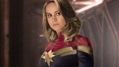Captain Marvel Widescreen