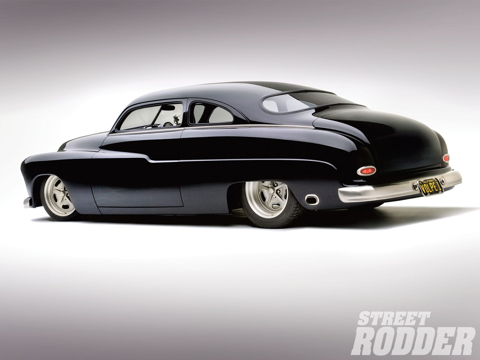 1950 Mercury Wallpaper
