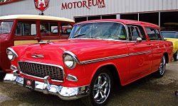 1955 Chevrolet Nomad Wallpaper