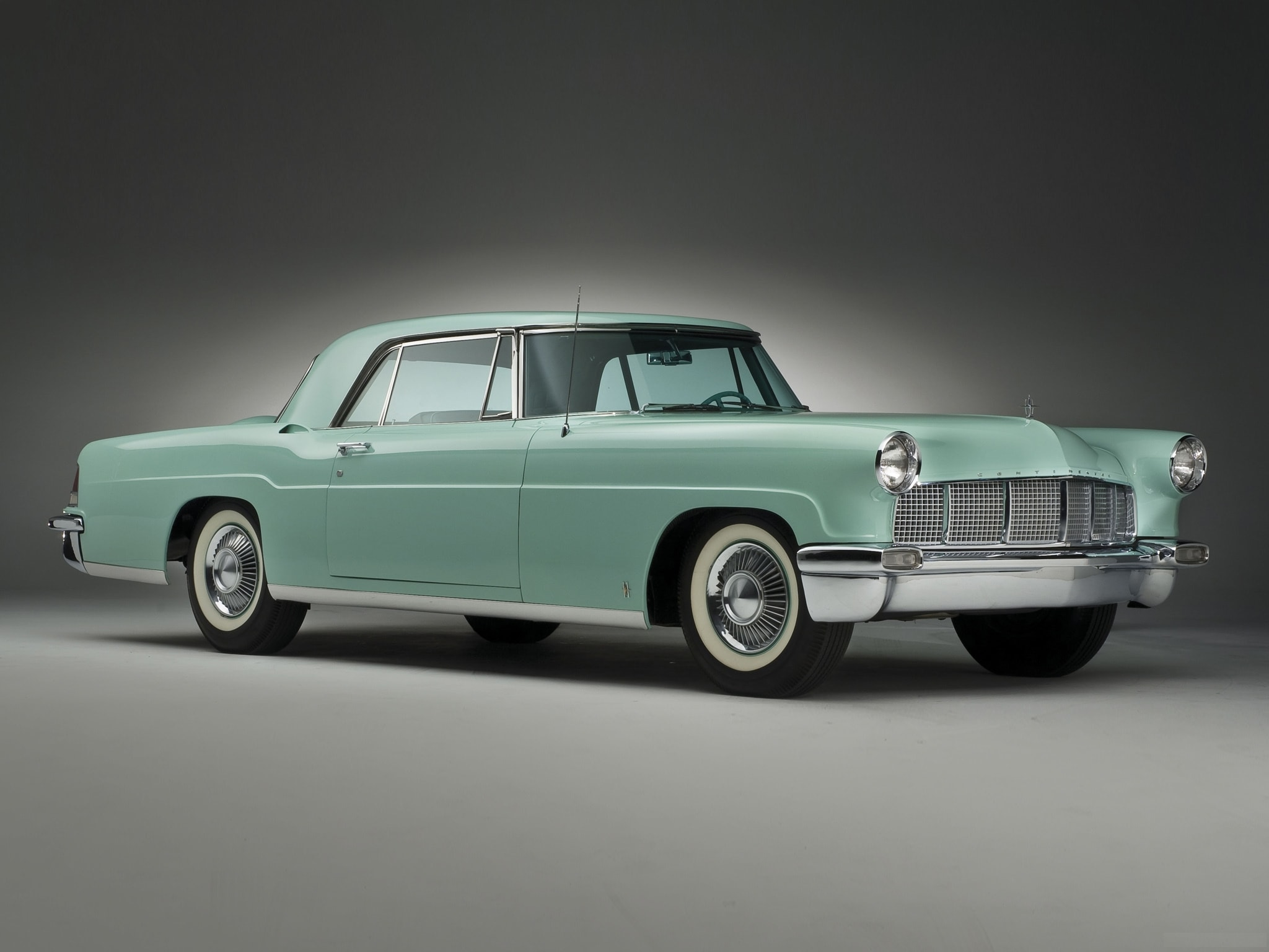 1956 Lincoln Mark II Pictures