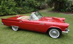 1957 Ford Thunderbird Wallpaper