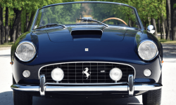 1961 Ferrari 250 GT California Pictures