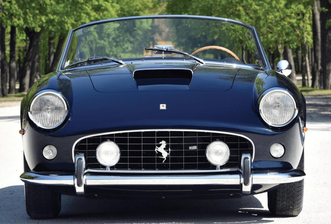 1961 Ferrari 250 GT California Pictures