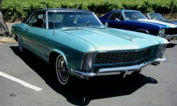1965 Buick Riviera GS Wallpaper