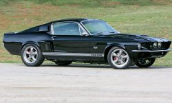 1967 Shelby GT500 Wallpaper