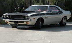 1970 Dodge Challenger T/A Wallpaper