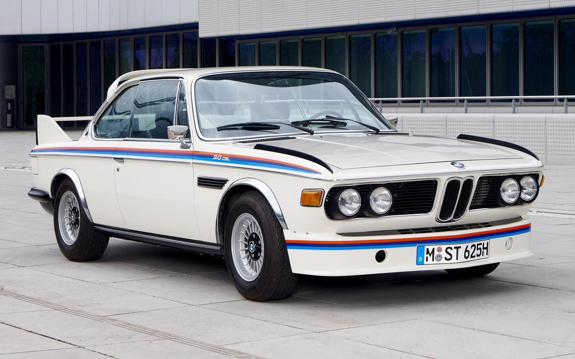 1973 BMW 3.0 CSi Wallpaper