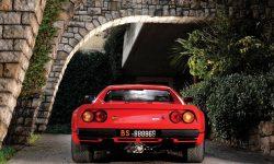 1984 Ferrari GTO Wallpaper