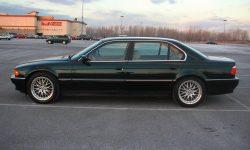 1995 BMW 7 Series Wallpaper