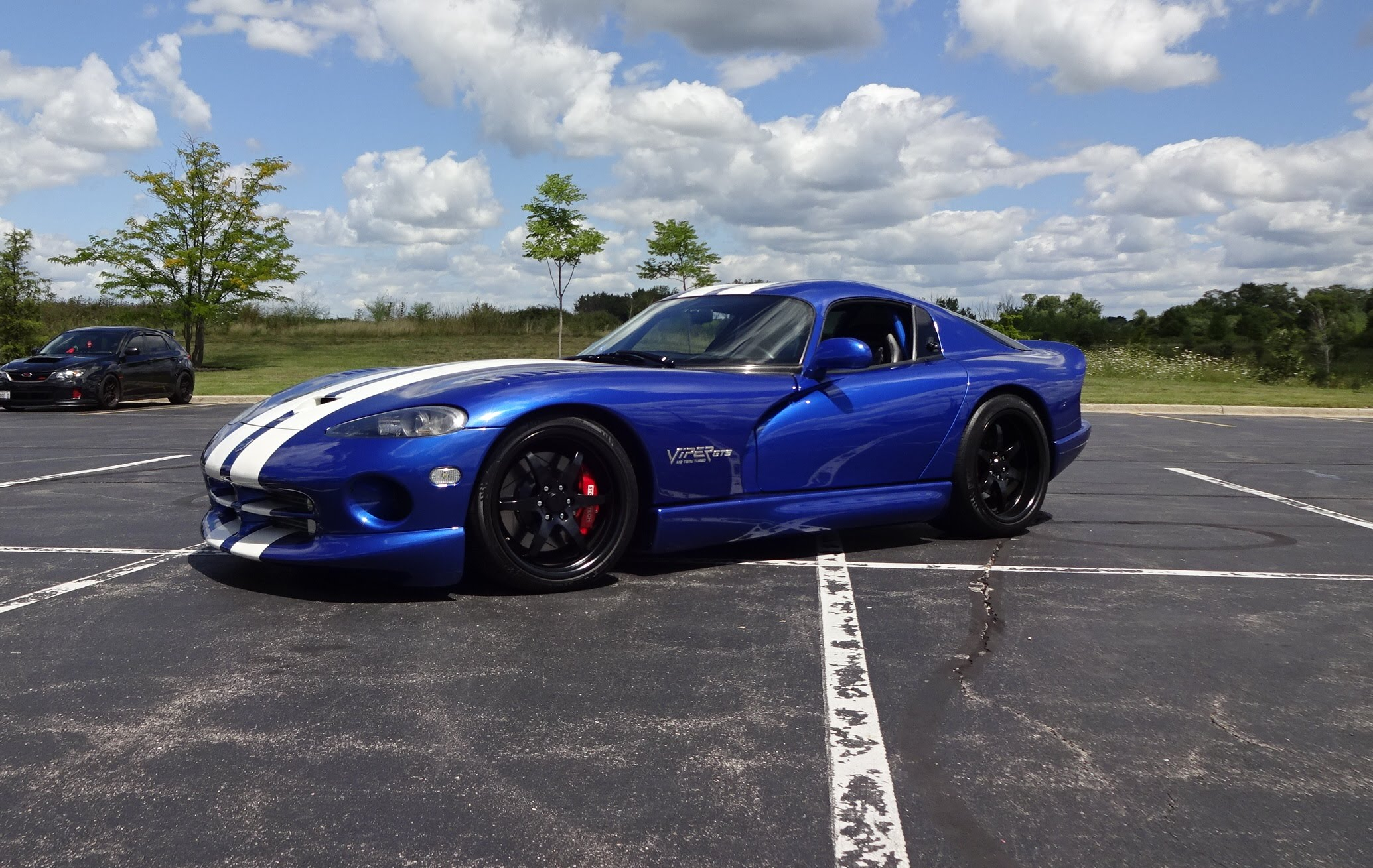 1996 Dodge Viper GTS Wallpaper