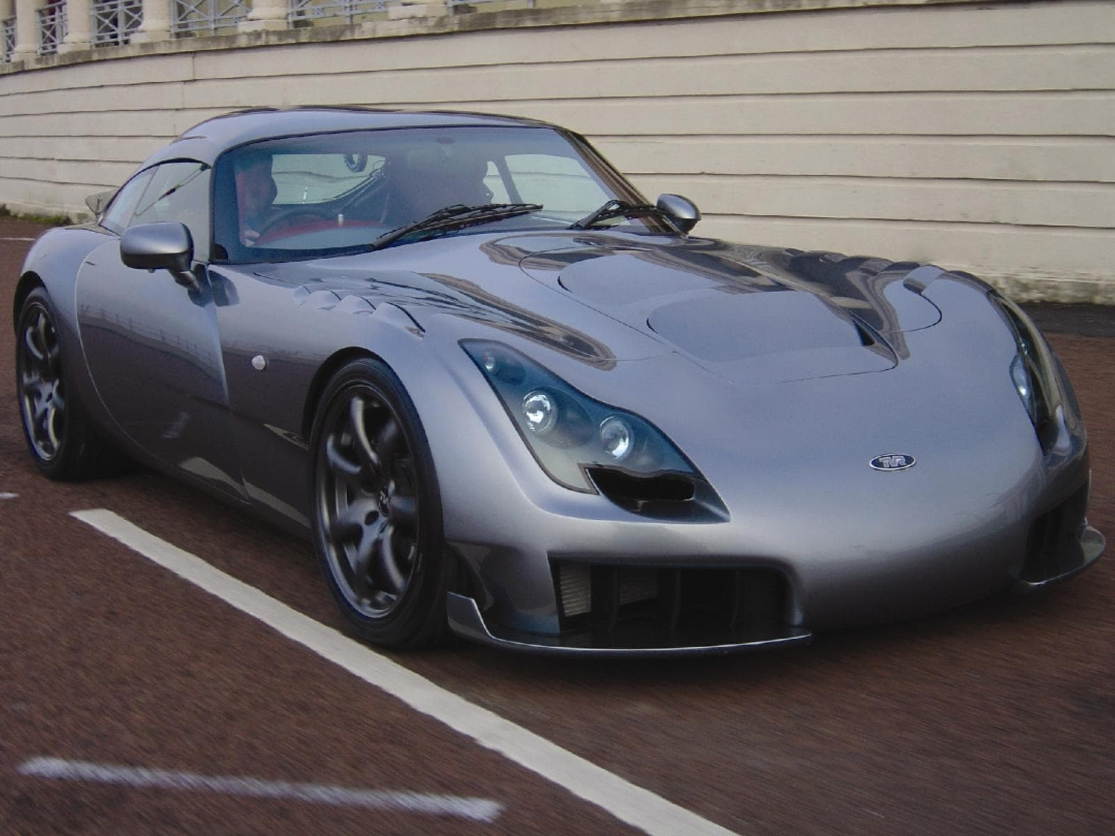 2005 TVR Sagaris Wallpaper