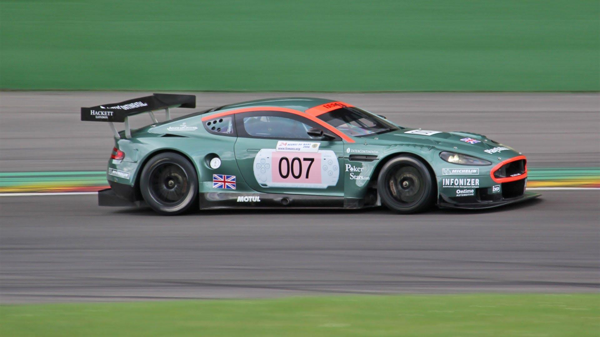 Aston Martin Dbr9 Hd Wallpapers 7wallpapers Net