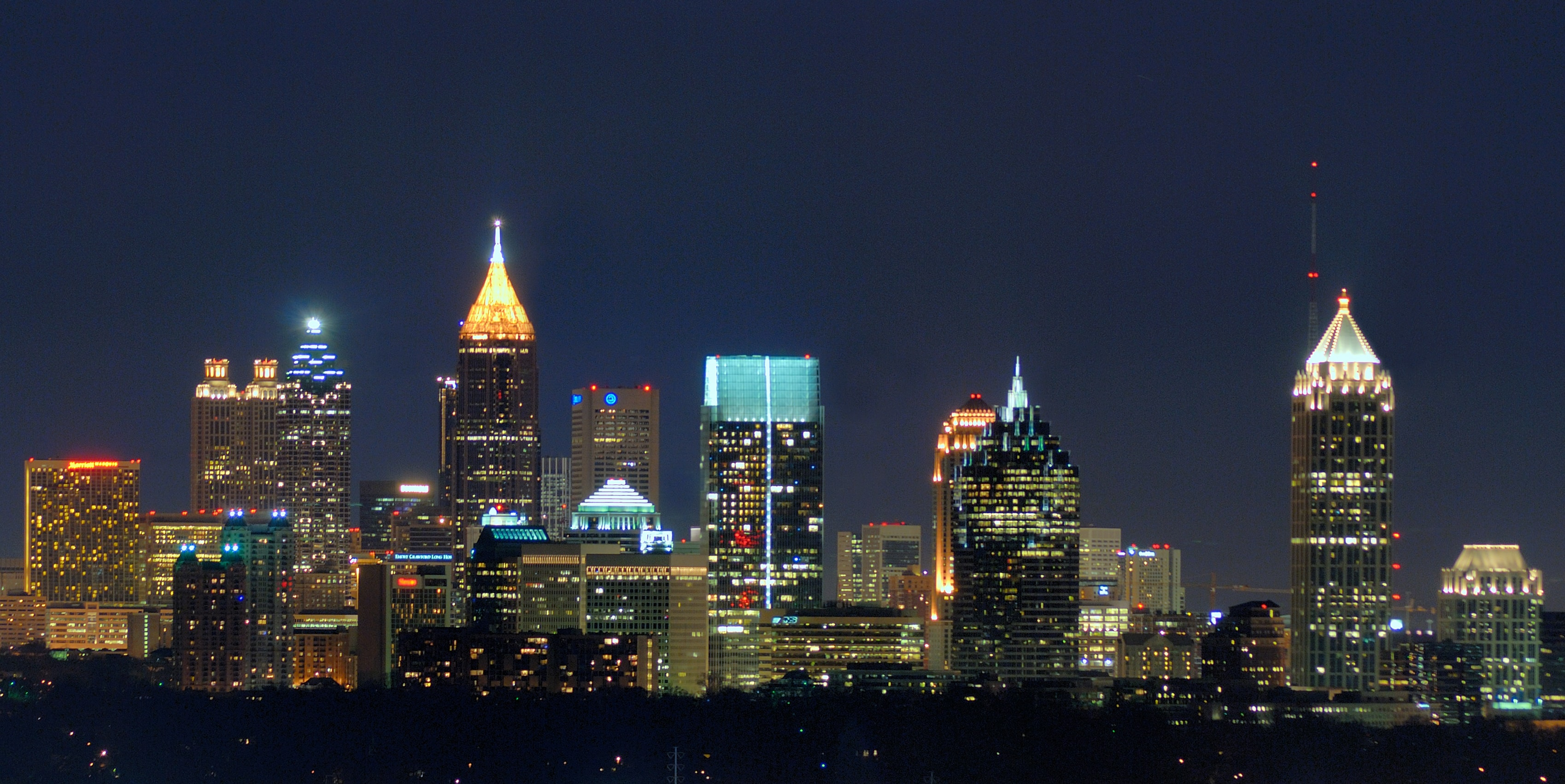 Atlanta Wallpaper