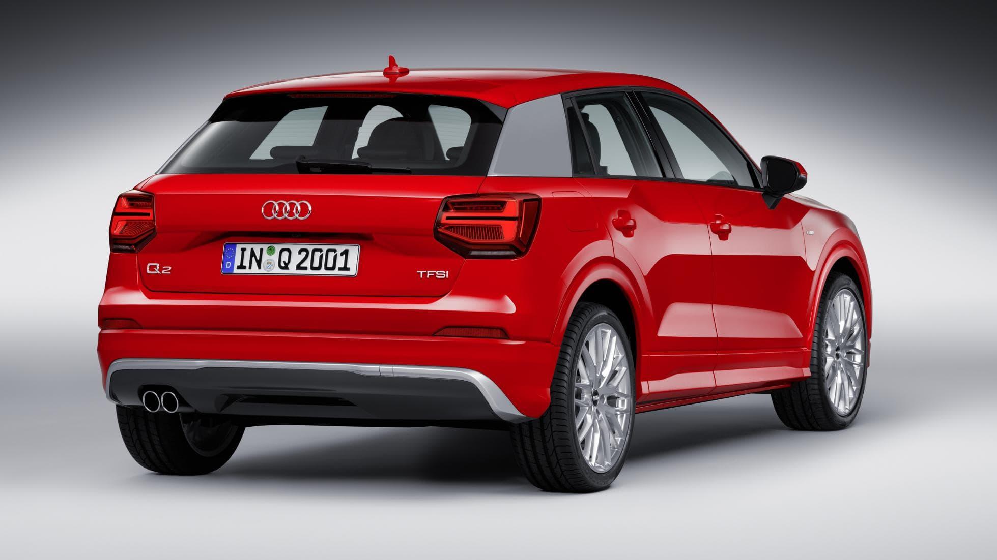Audi Q2 Wallpaper
