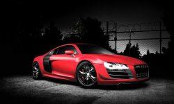 Audi R8 widescreen for desktop