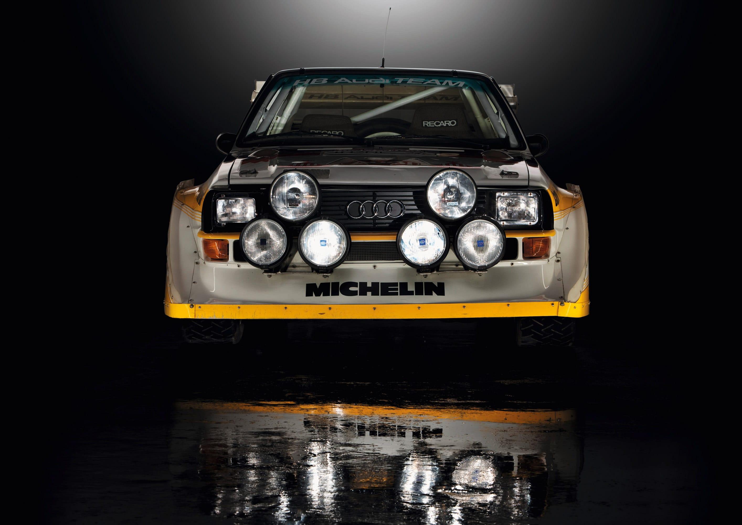 Audi Sport Quattro S1 Wallpaper