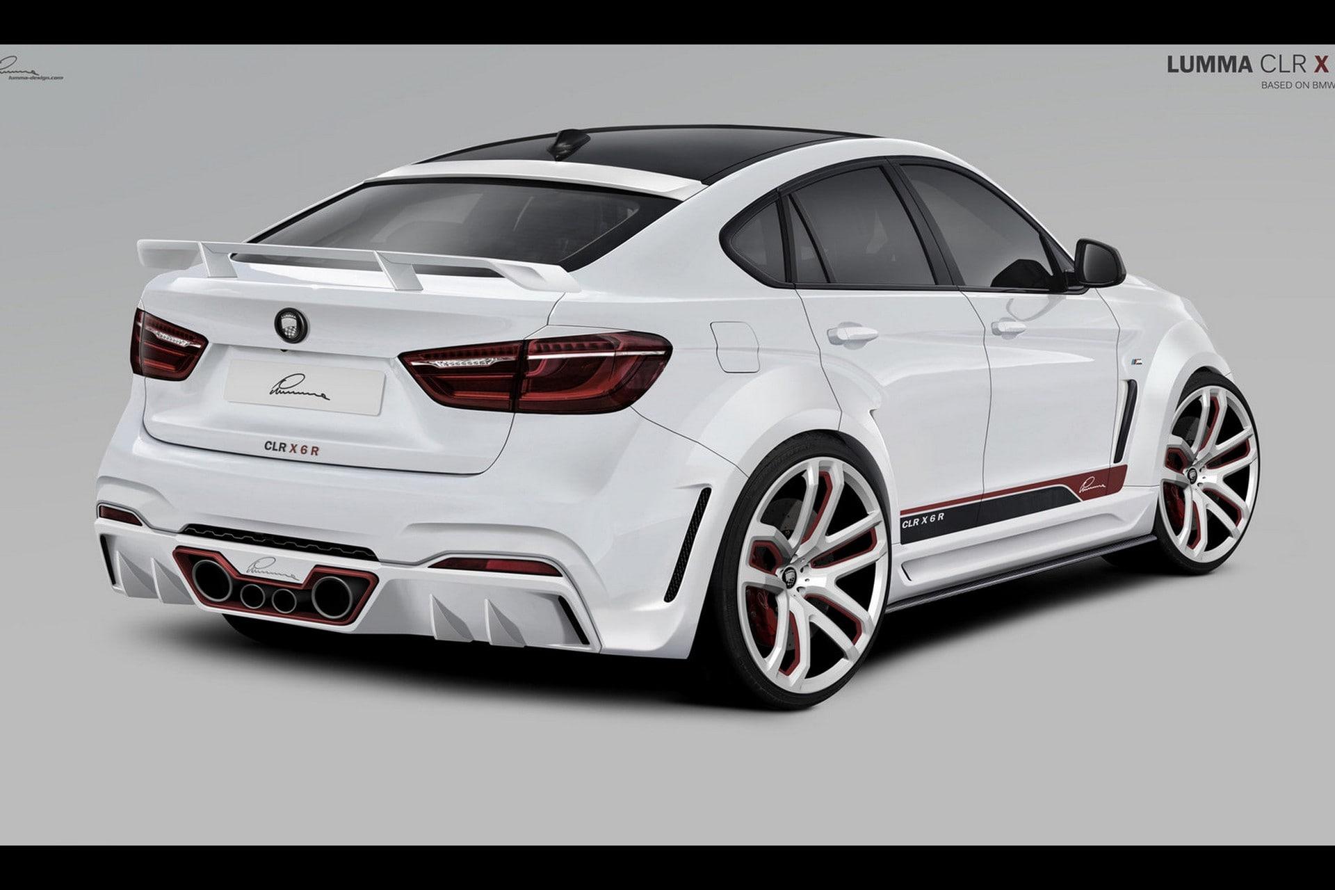 BMW X6 (F16) Wallpaper