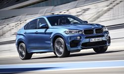 BMW X6 M (F86) Pictures
