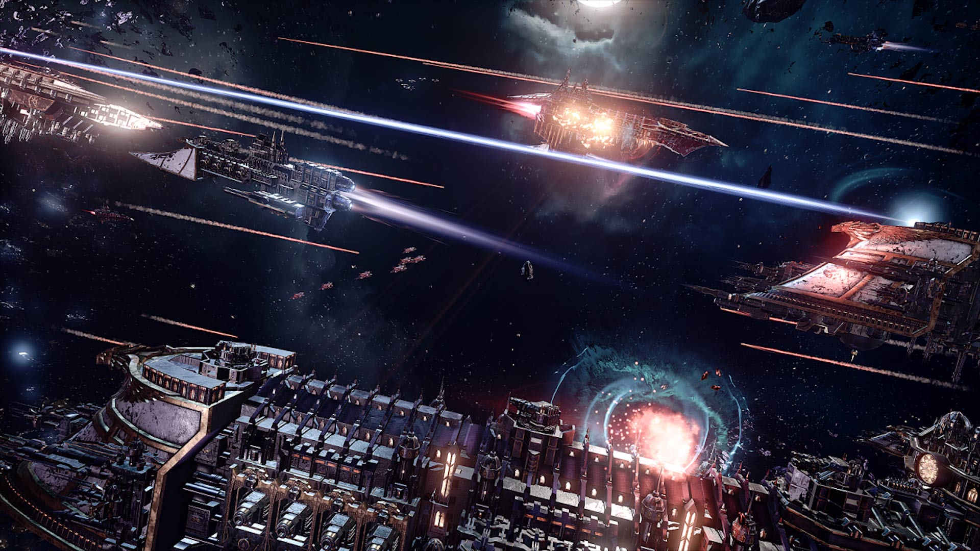 Battlefleet Gothic: Armada Wallpaper