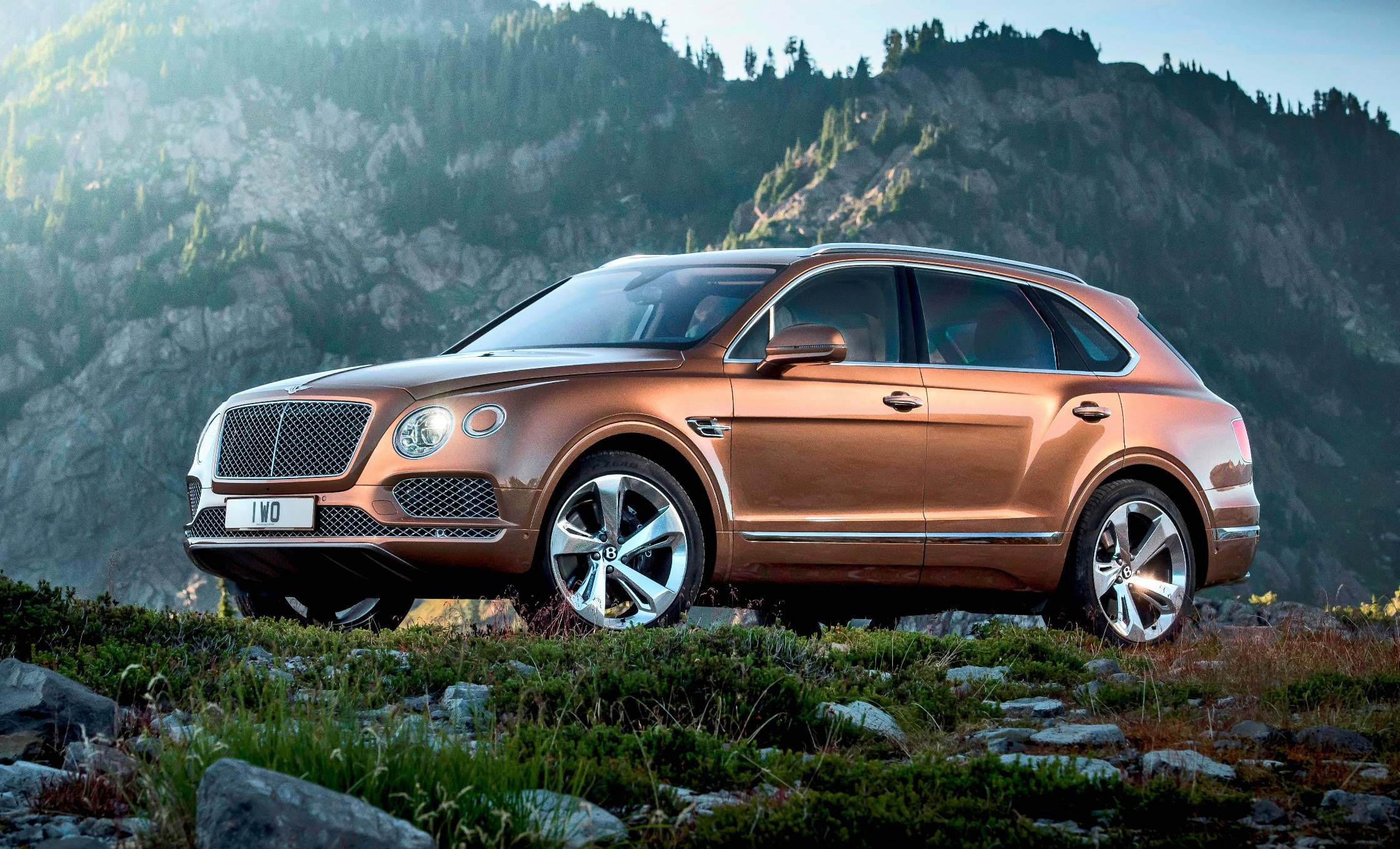 Bentley Bentayga Wallpaper