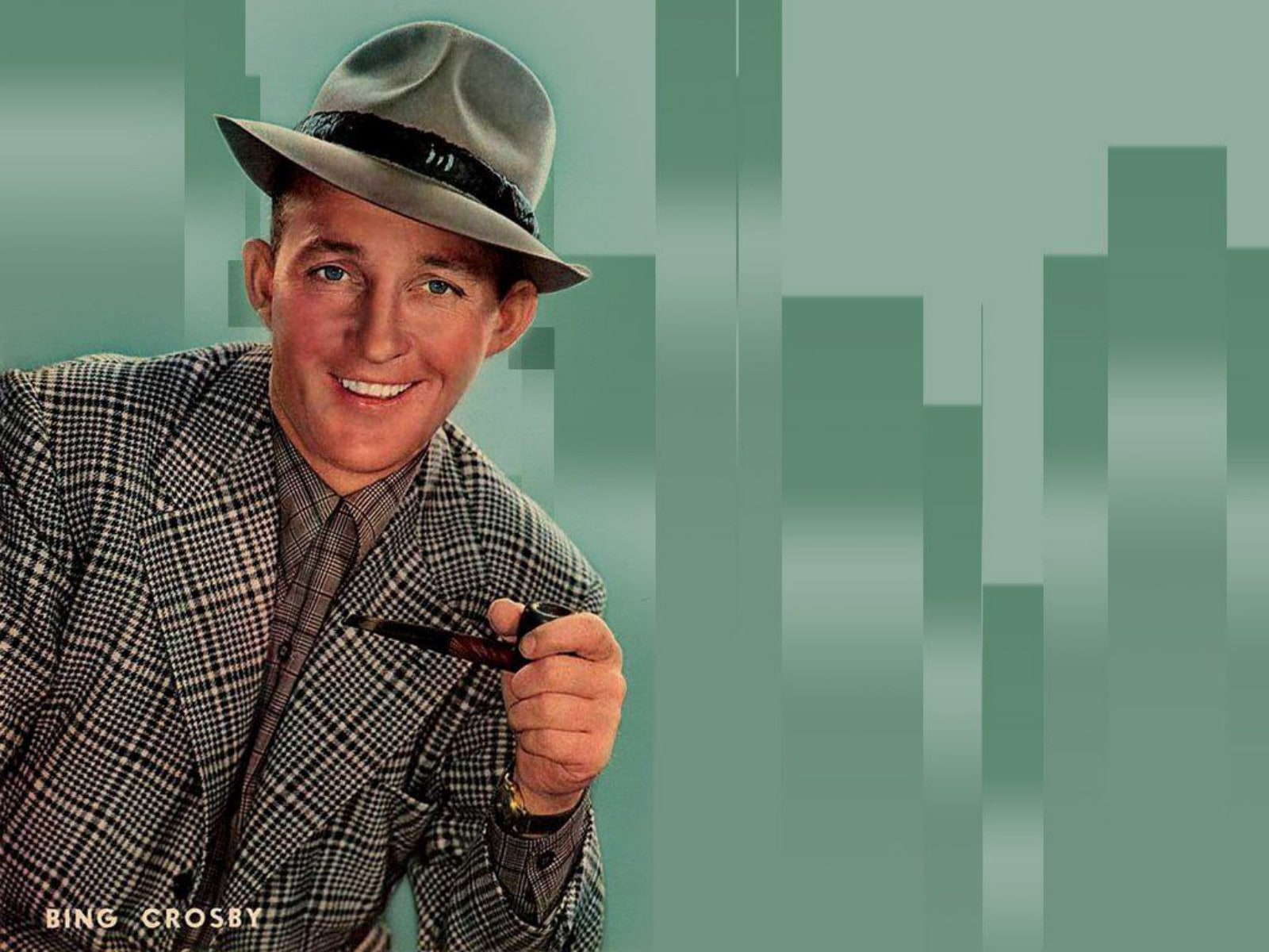 Bing Crosby Wallpaper