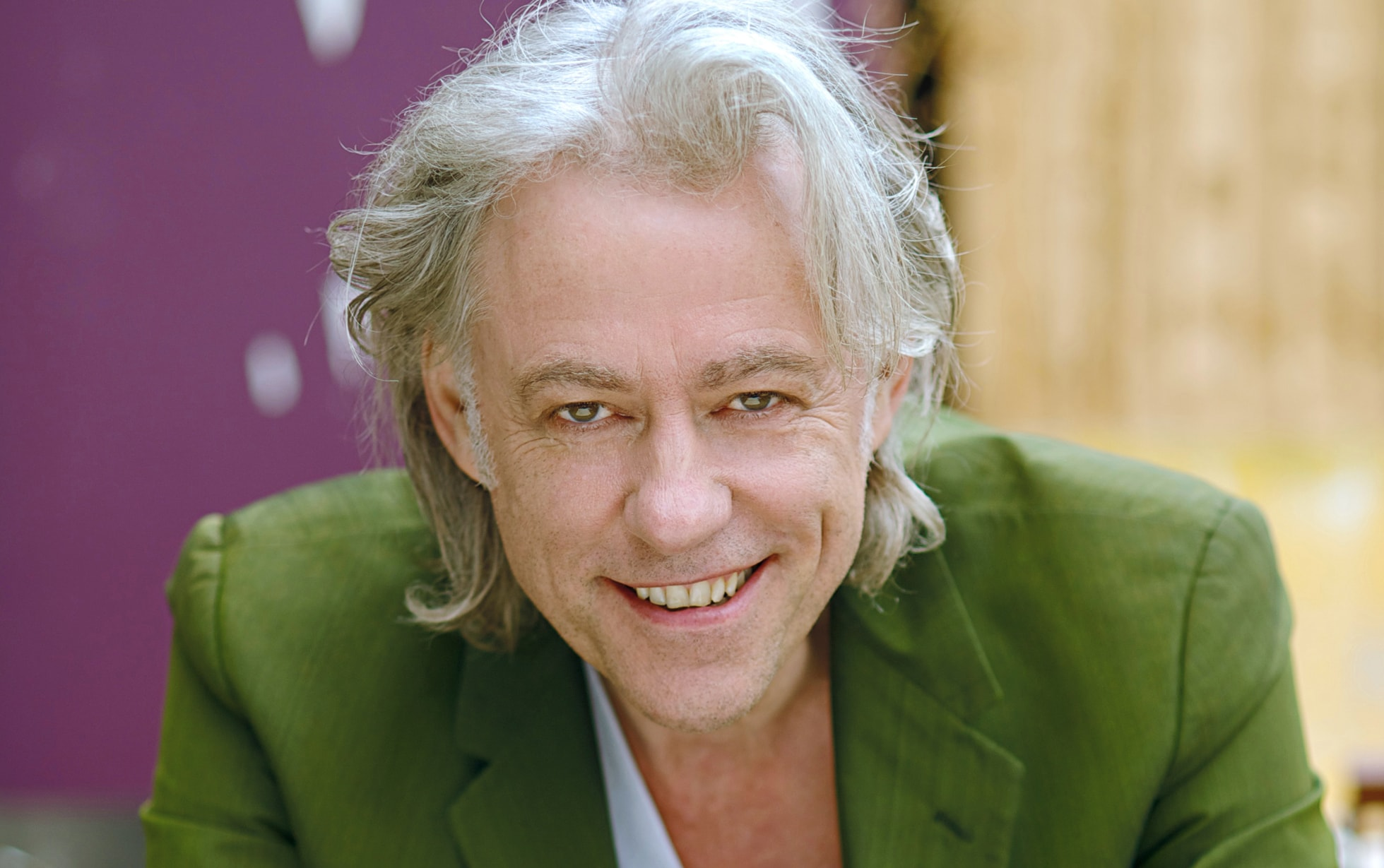 Bob Geldof Wallpaper