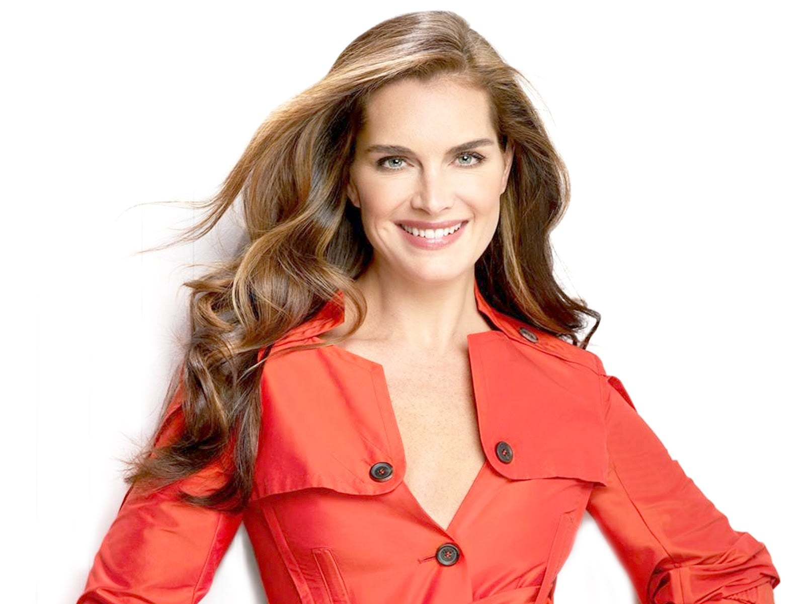 Brooke Shields Wallpaper