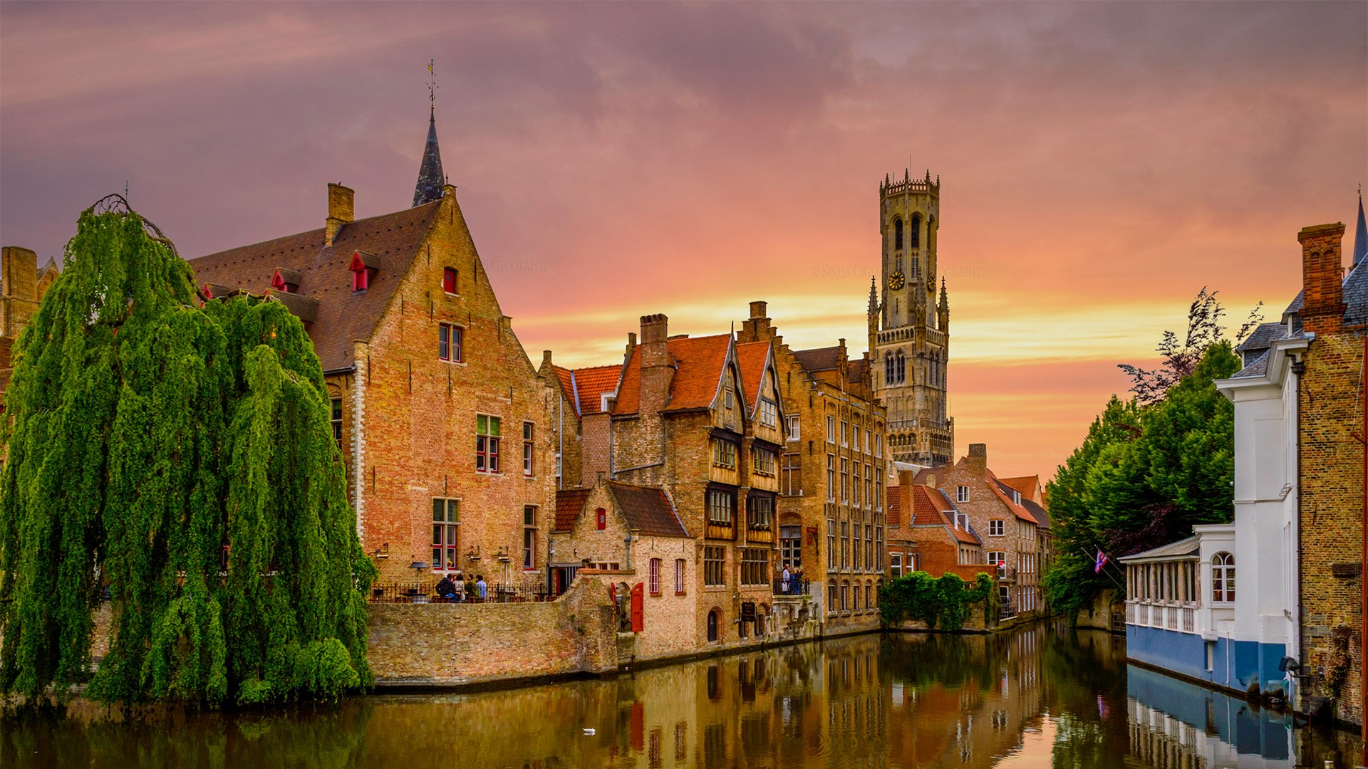 Bruges Hd Wallpapers 7wallpapers Net