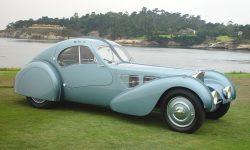 Bugatti Type 57SC Atlantic Coupe Wallpaper
