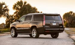 Cadillac Escalade 4 Wallpaper