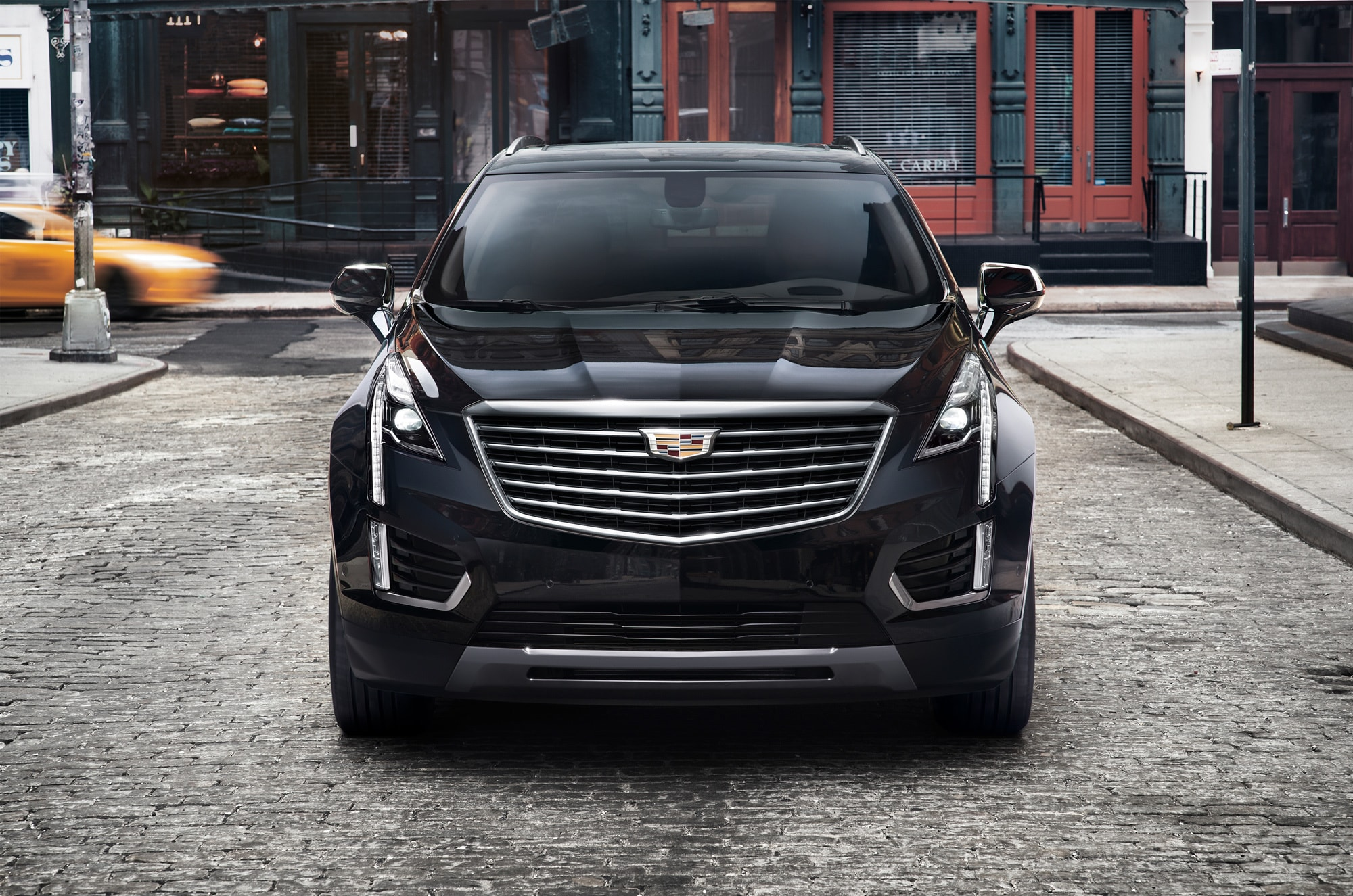 Cadillac XT5 Wallpaper