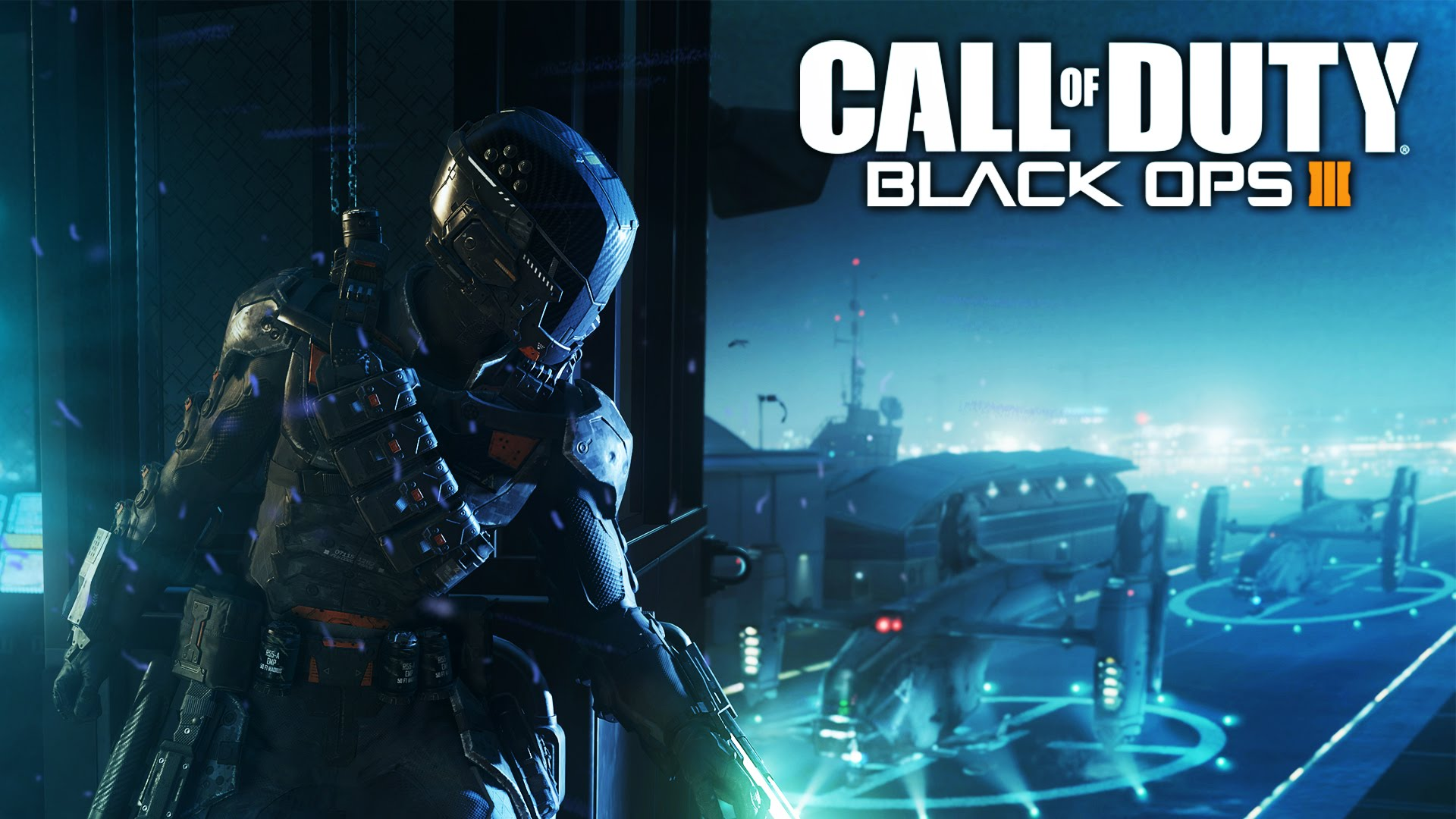 Call of Duty: Black Ops 3 HD Wallpapers | 7wallpapers net
