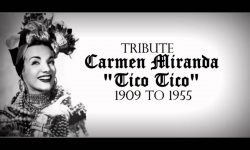 Carmen Miranda Background