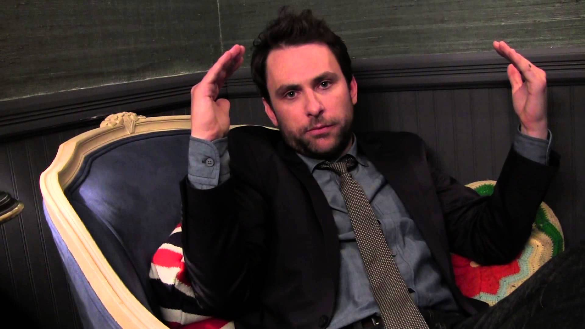 Charlie Day Wallpaper
