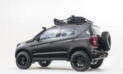 Chevrolet Niva 2 Wallpaper