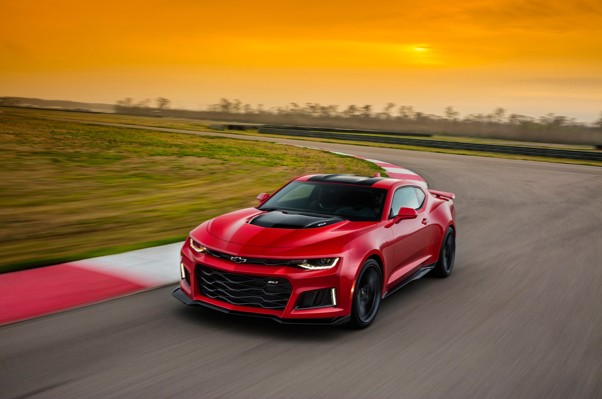 2017 Chevrolet Camaro ZL1 Wallpaper | HD Car Wallpapers