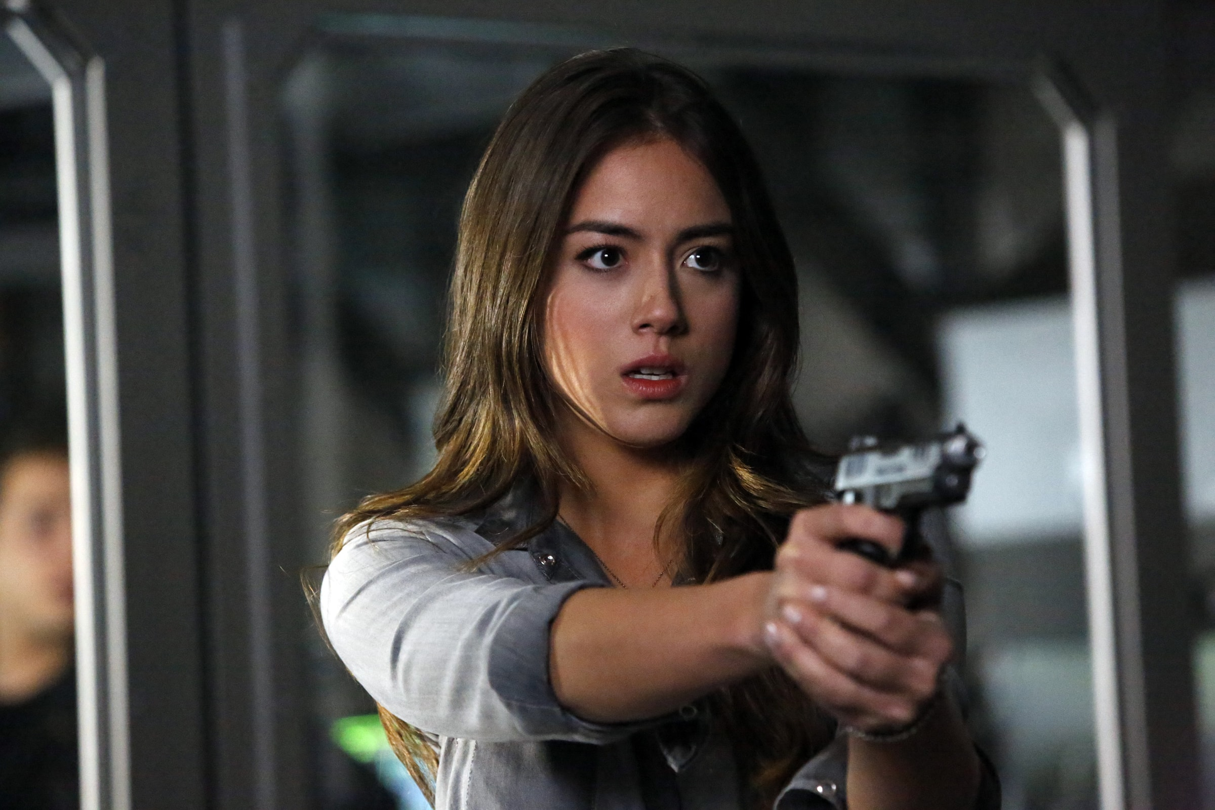 Chloe Bennet Wallpaper