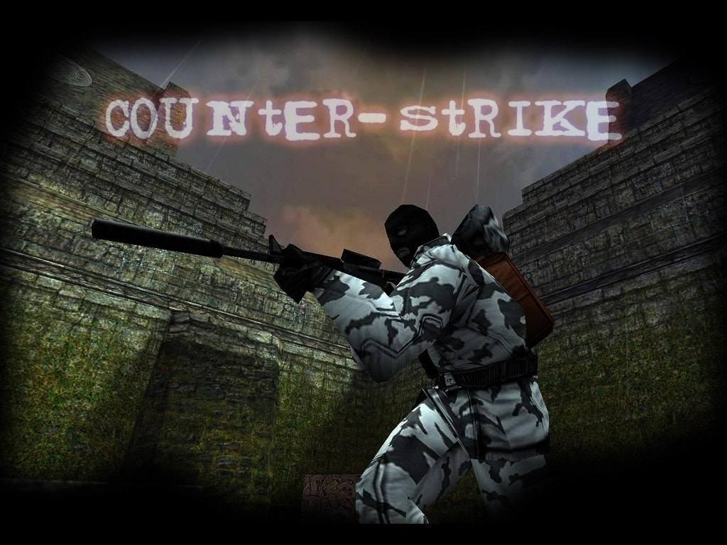 Counter-Strike 1.6 Wallpaper