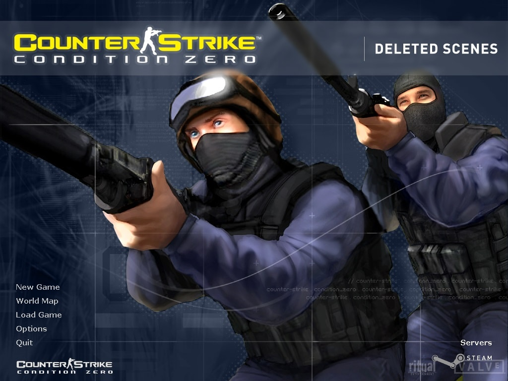 Counter-Strike: Condition Zero Wallpaper
