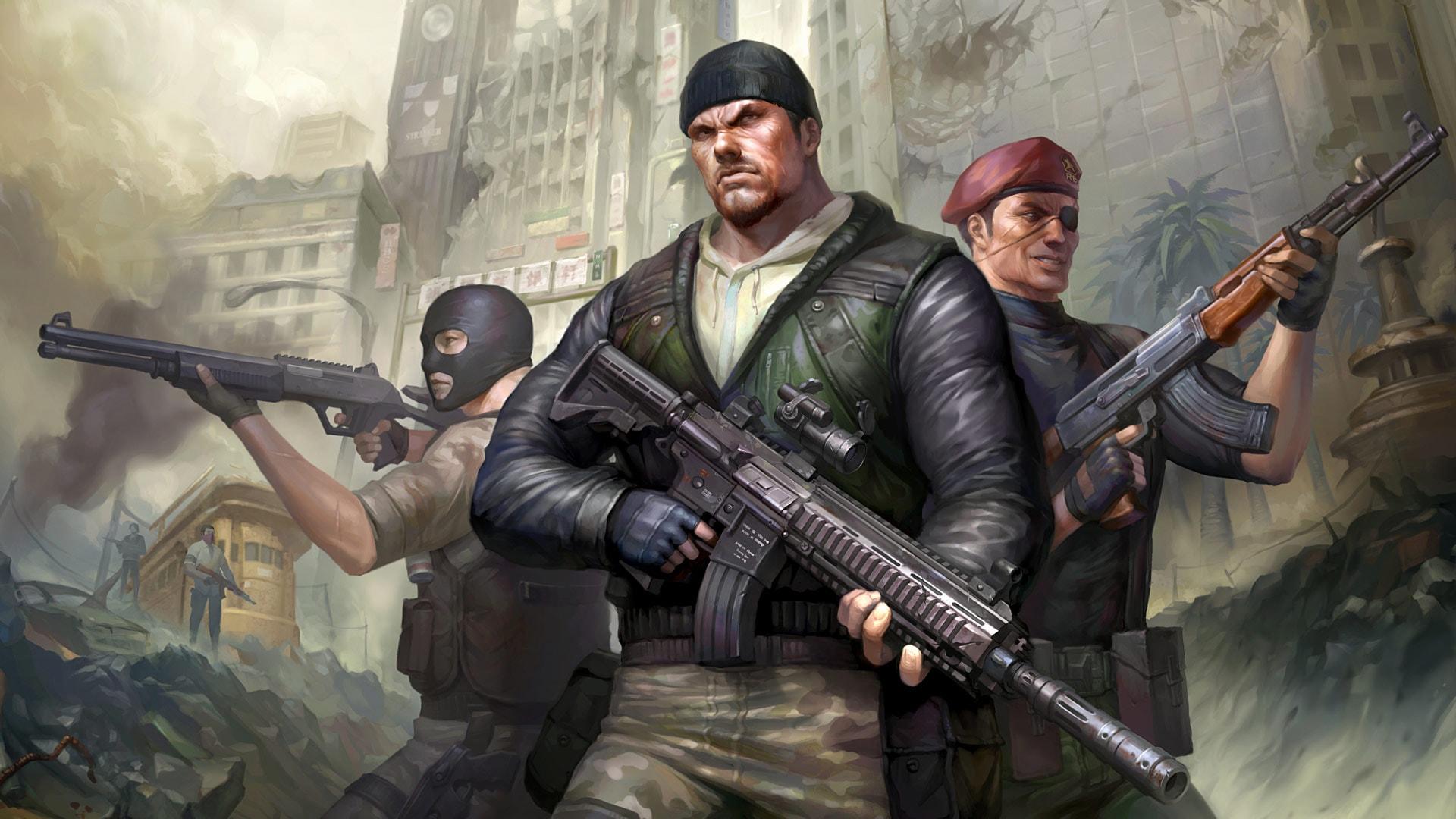 Counter-Strike Nexon: Zombies Wallpaper
