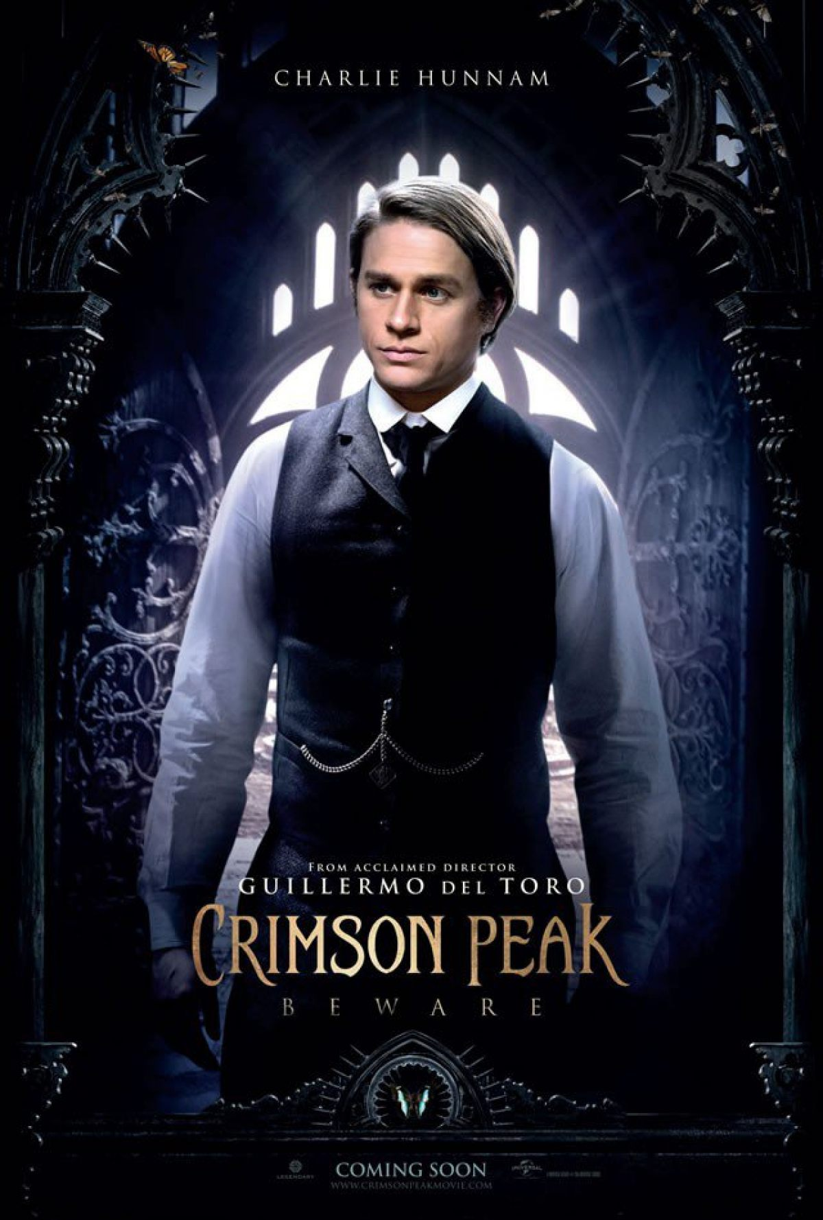 Crimson Peak Wallpaper