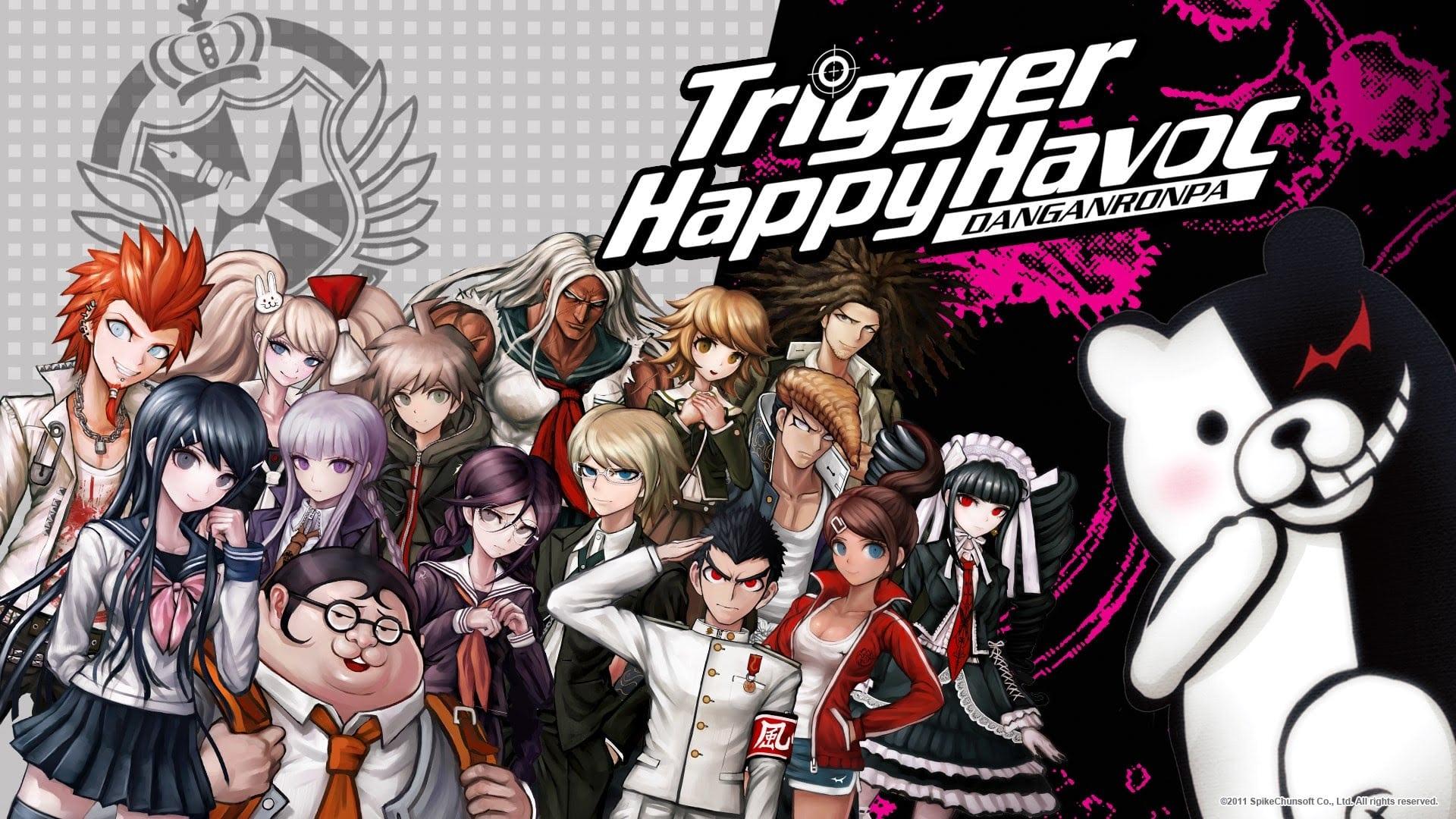 Danganronpa: Trigger Happy Havoc Wallpaper