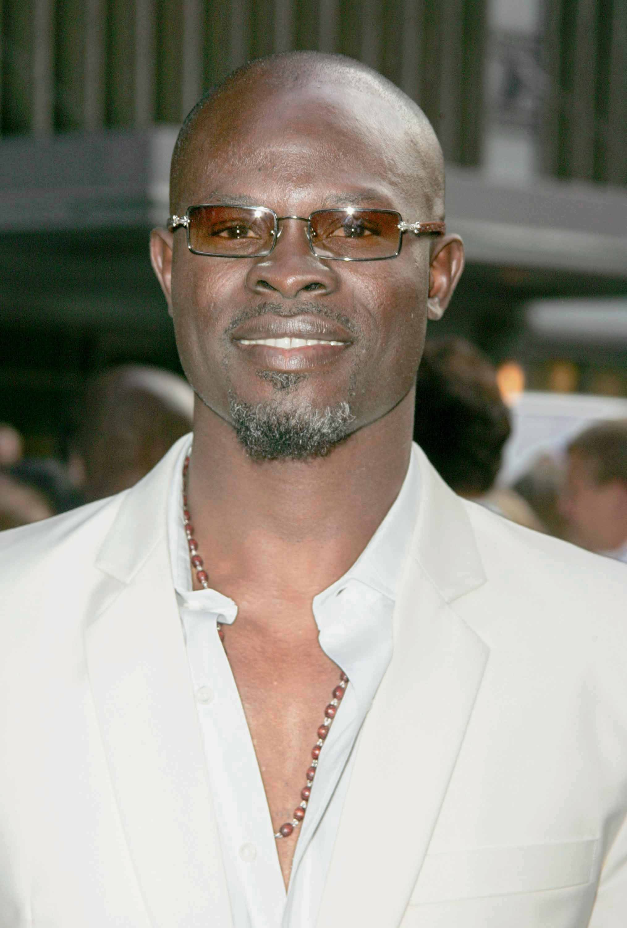 Djimon Hounsou Wallpaper