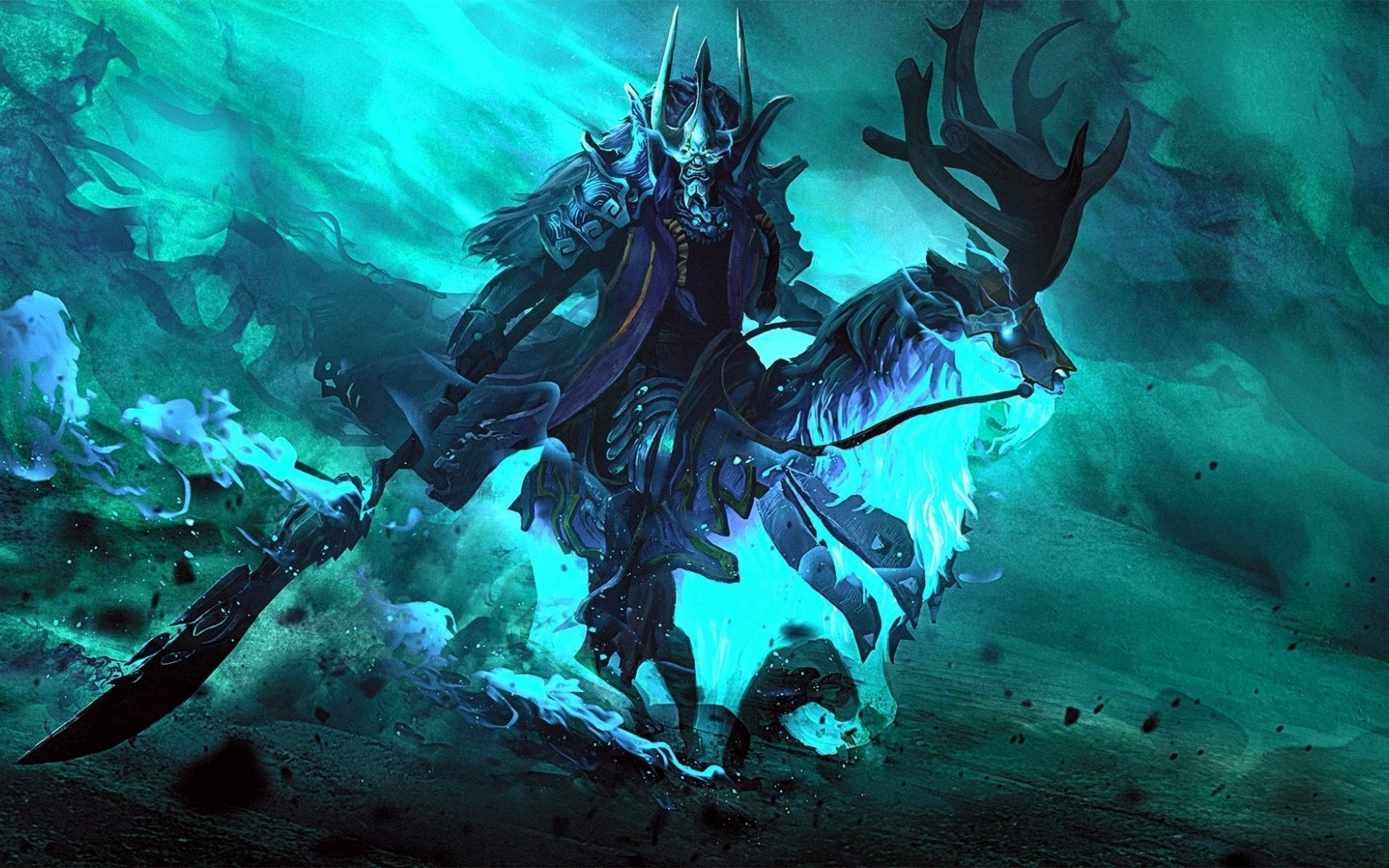 Dota2 : Abaddon HD pictures