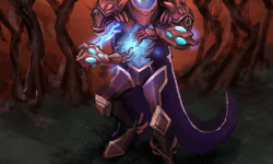 Dota2 : Arc Warden Backgrounds