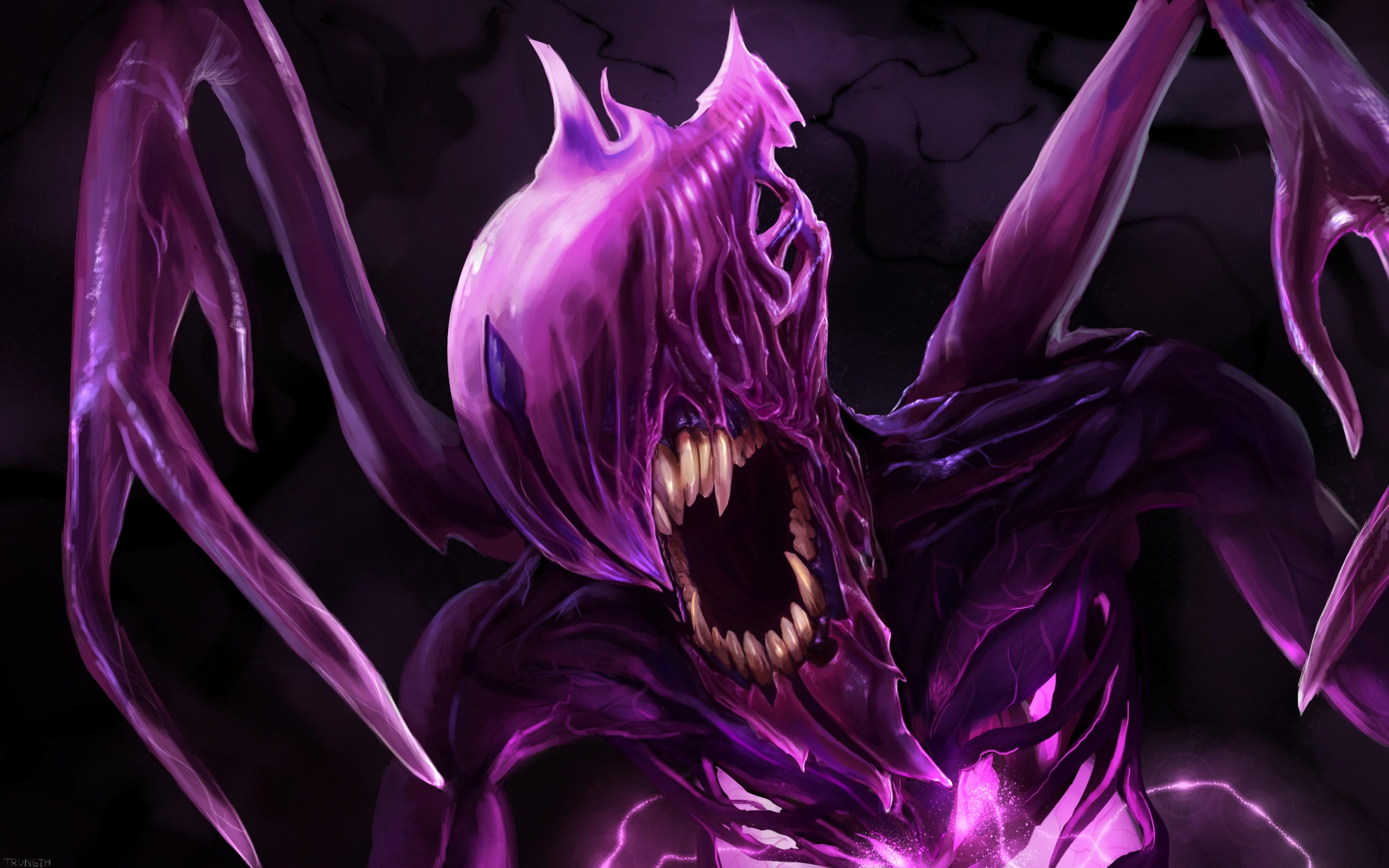 Dota2 : Bane full hd wallpapers