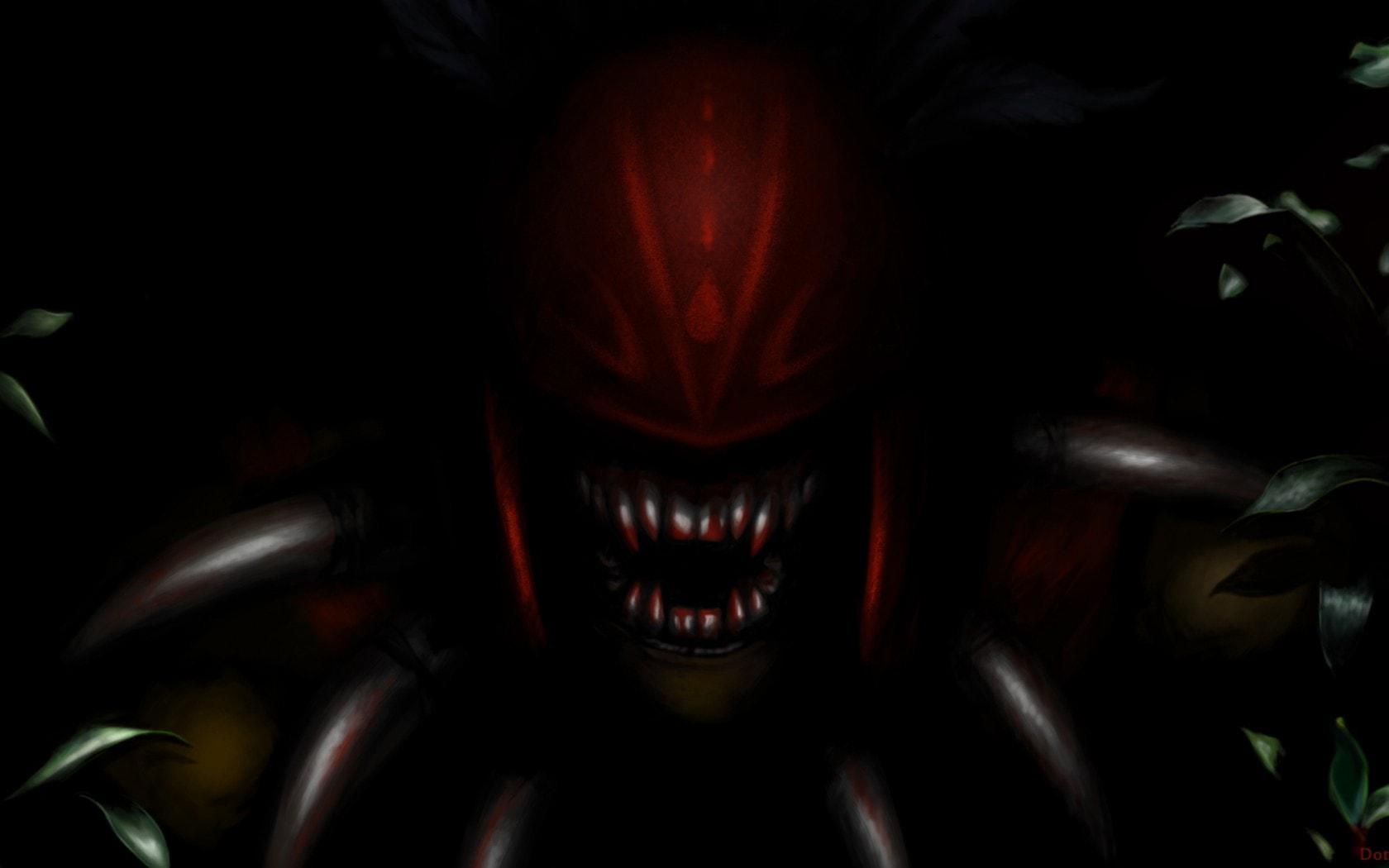 Dota2 : Bloodseeker full hd wallpapers