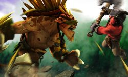 Dota2 : Bristleback Wallpaper