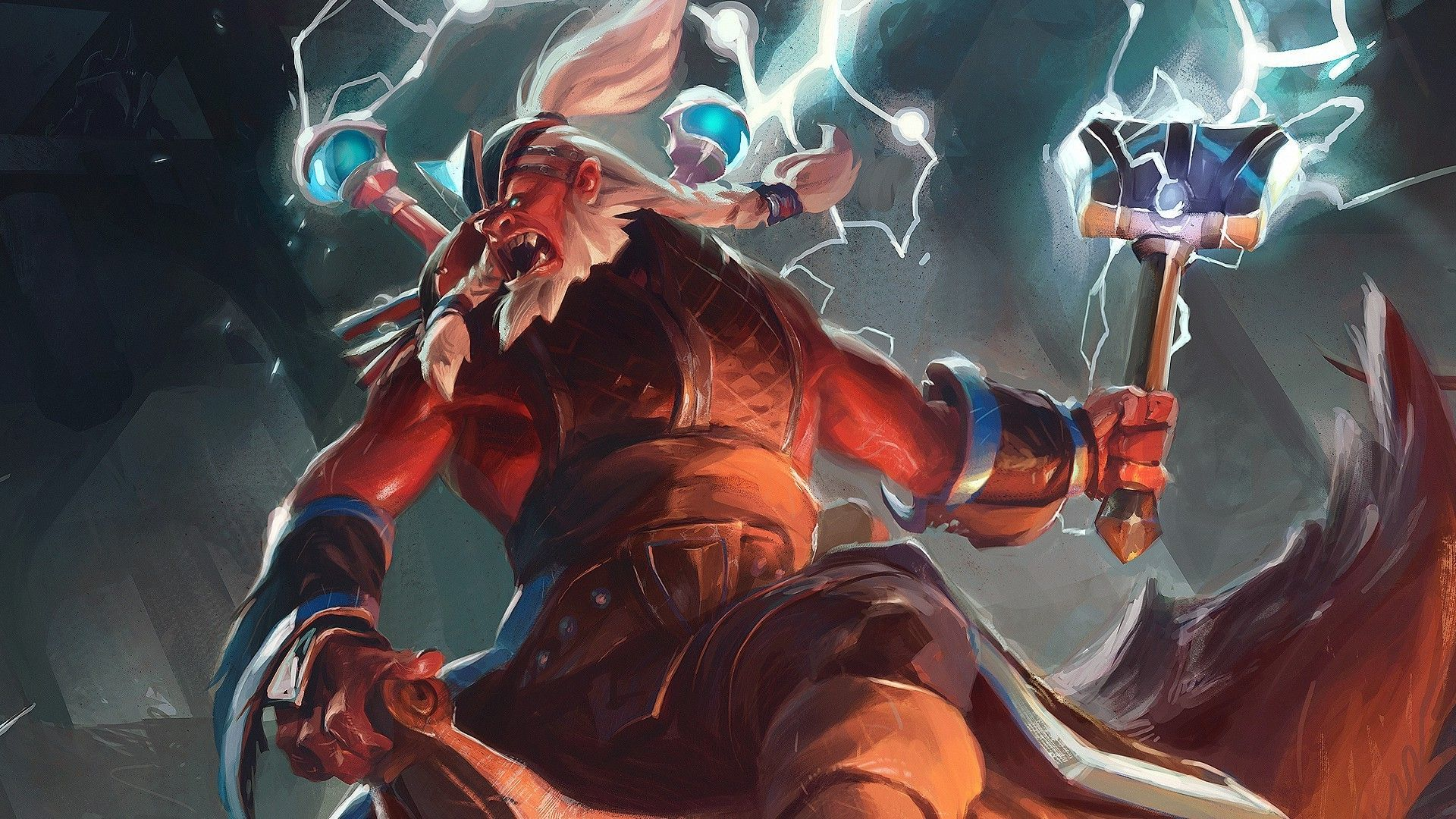 Dota2 : Disruptor full hd wallpapers