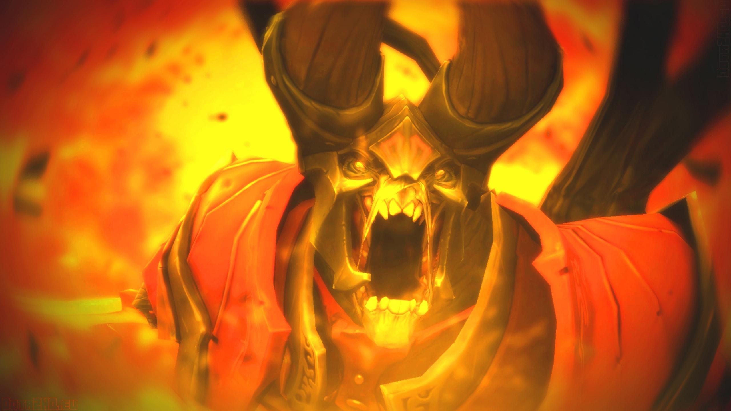 Dota2 : Doom full hd wallpapers